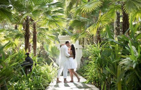 Wedding and Honeymoon at Kelapa Retreat Bali